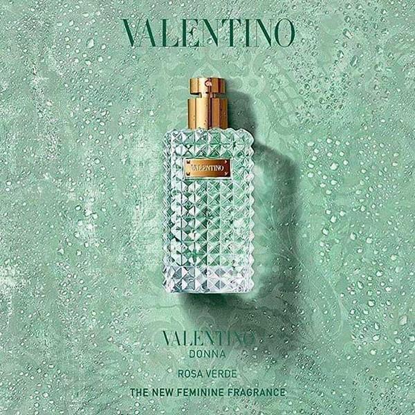 Nước Hoa Nữ Valentino Donna Rosa Verde EDT 125ml