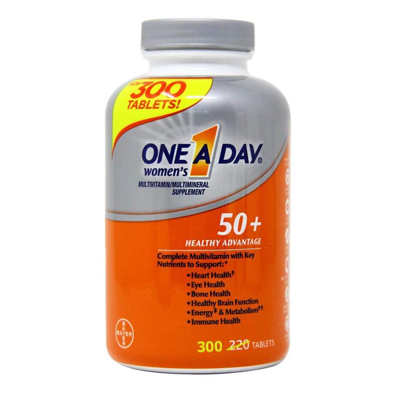 One A Day 50+ Healthy Advantage