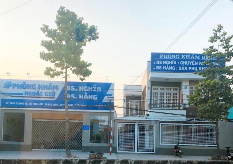 Phòng khám Sản phụ khoa & Siêu âm - BSCKI Nguyễn Thị Thanh Hằng