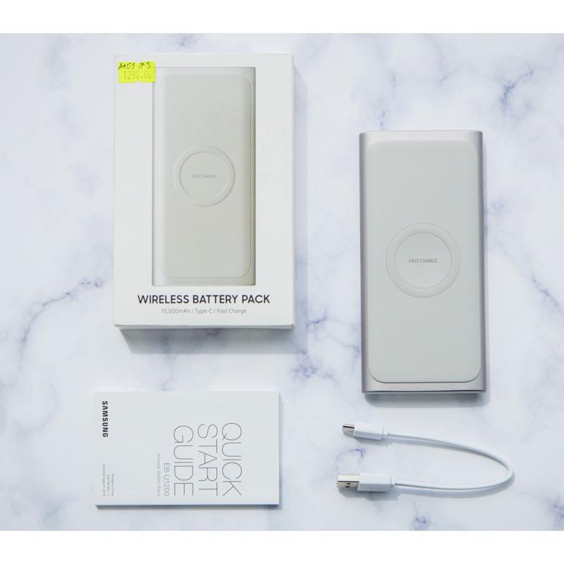 Pin sạc dự phòng Samsung Wireless Charger EB-U1200