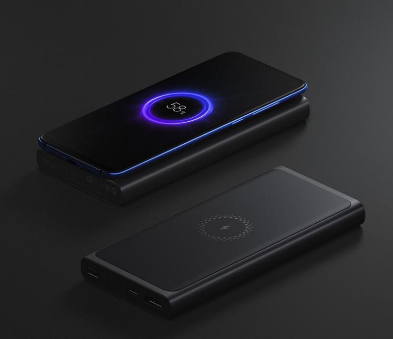 Pin sạc dự phòng không dây Xiaomi Lite 10000mAh