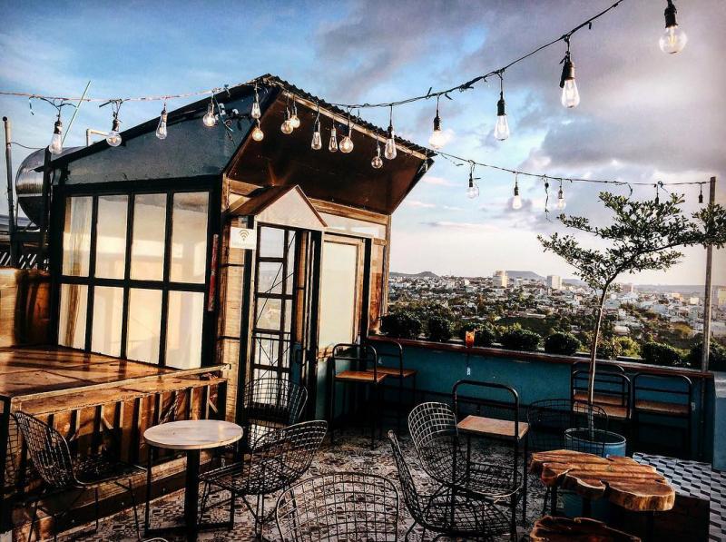 Quán cà phê Hani – Kafe & Kitchen