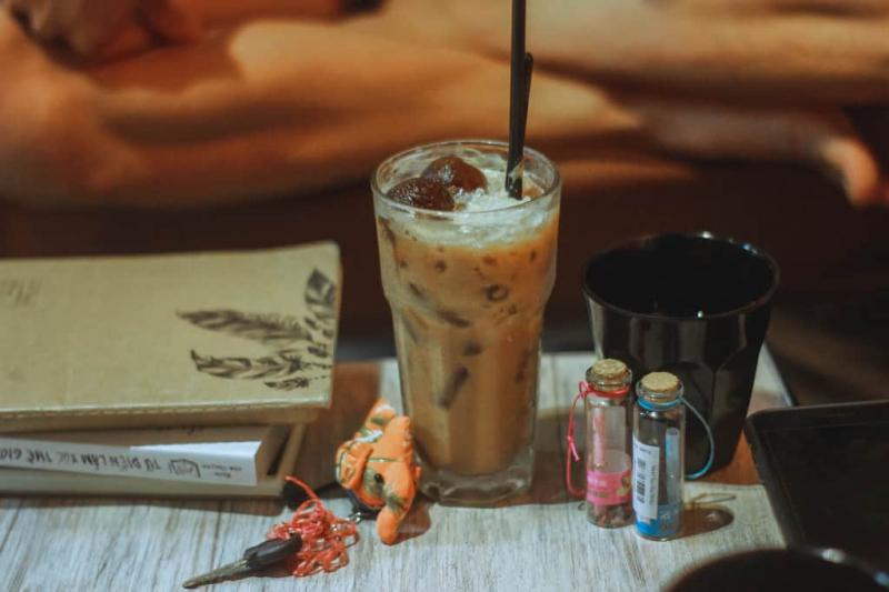 Quán cà phê Pleiku KAP Bistro