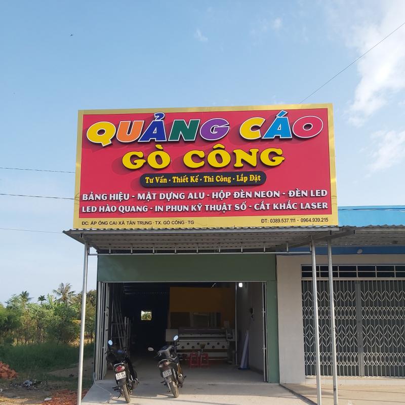 Quảng Cáo Gò Công