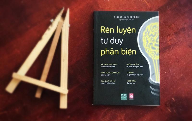 Rèn Luyện Tư Duy Phản Biện (Neuroscience and critical thinking) - Albert Rutherford (2020)