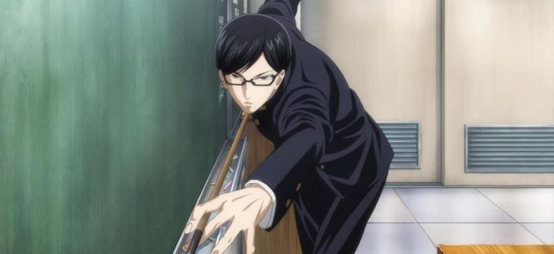 Sakamoto Desu Ga - Thánh hoàn hảo Sakamoto