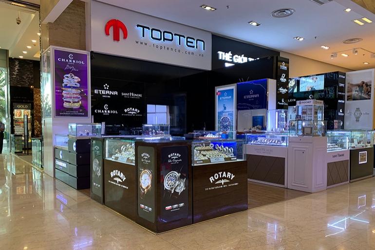 Shop đồng hồ TOPTEN
