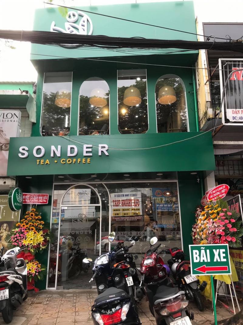 Sonder - Tea & Coffee Trần Hưng Đạo