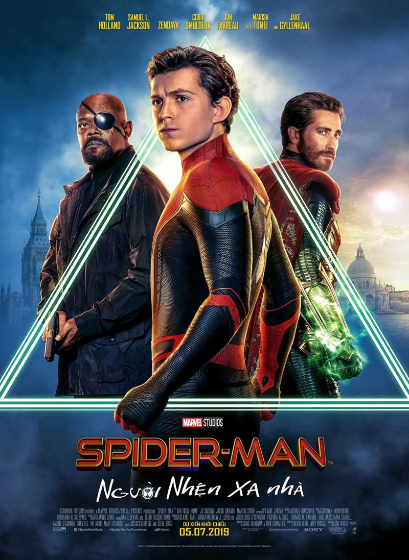 Spider-Man: Far From Home (Người Nhện Xa Nhà)