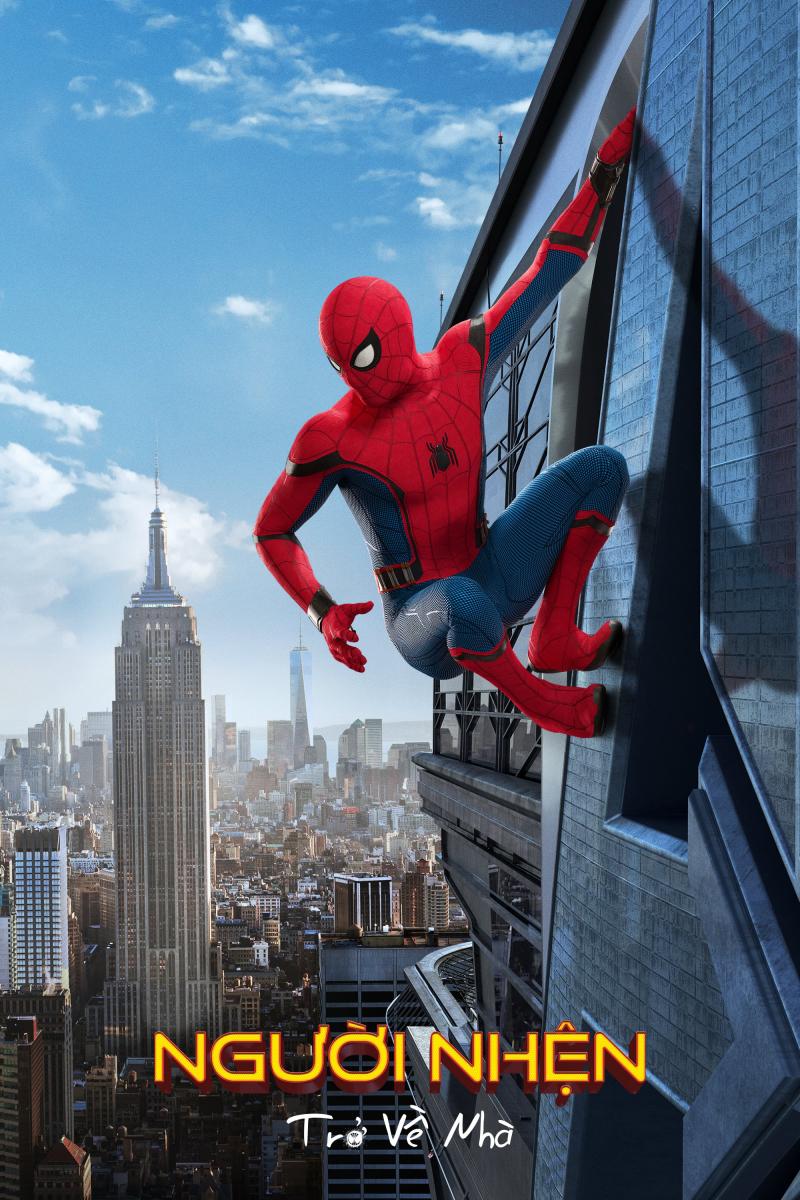 Spider-Man: Homecoming (Người Nhện: Trở Về Nhà)