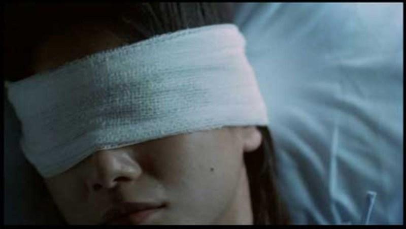 The eye - Con mắt âm dương