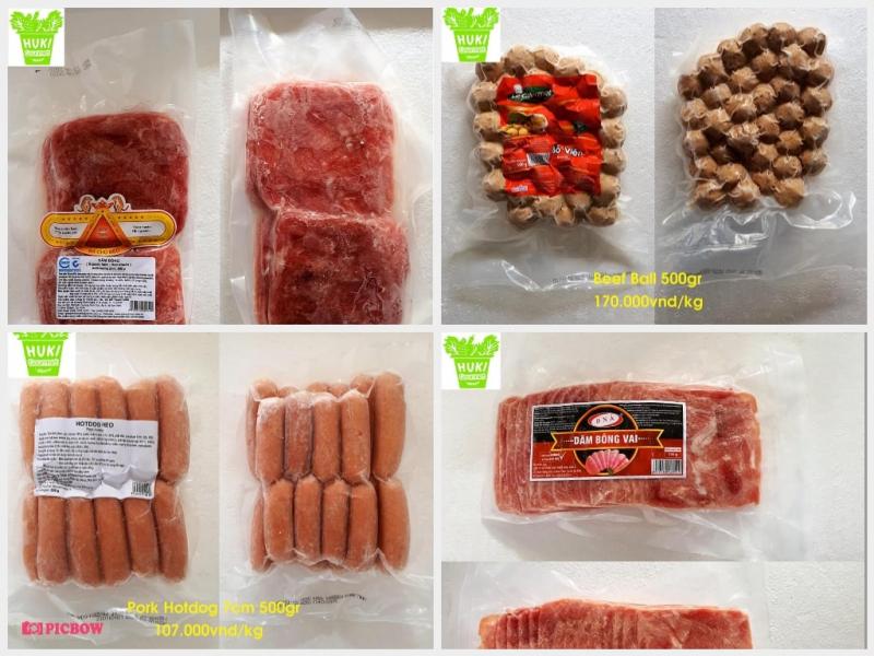 Thực Phẩm Sạch Nhập Khẩu - Huki Gourmet Hội An