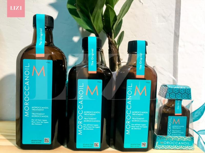 Tinh dầu dưỡng tóc Moroccanoil Treatment Original
