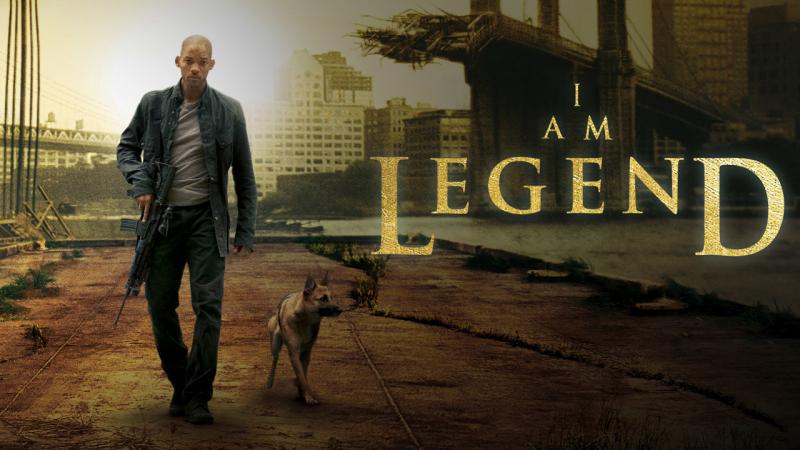 Tôi là huyền thoại (I Am Legend - 2007)