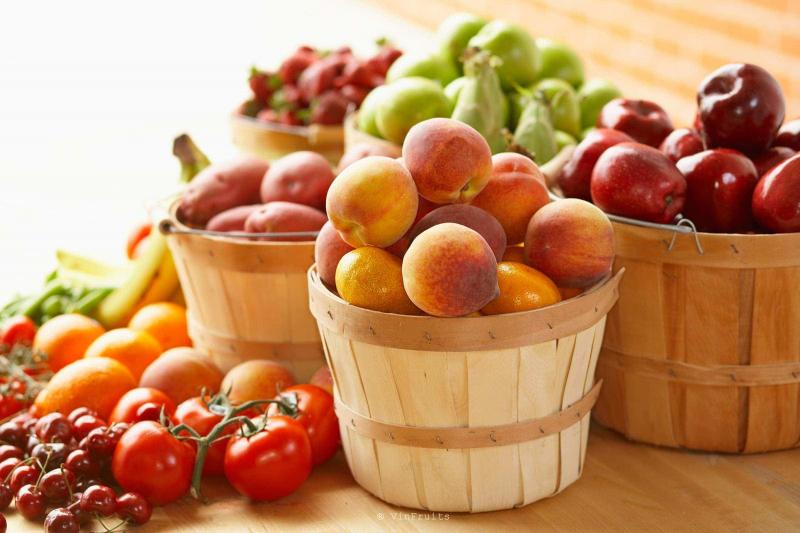 Trái cây nhập khẩu VinFruits