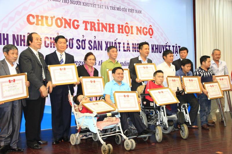 Trung tâm sống độc lập - Hà Nội