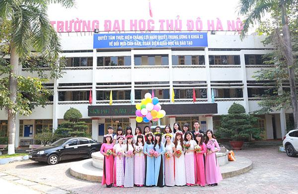 Trường Đại học Thủ đô Hà Nội
