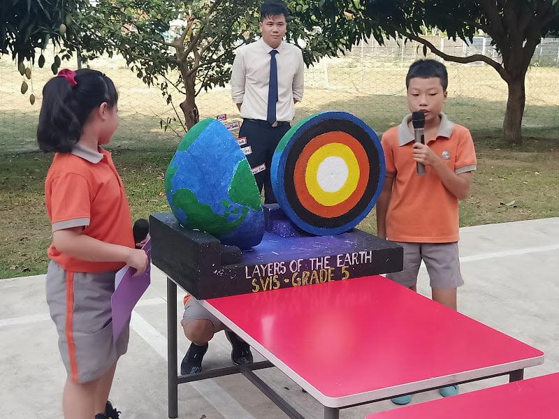 Trường Liên Cấp Quốc Tế Việt Nam Singapore - SVIS