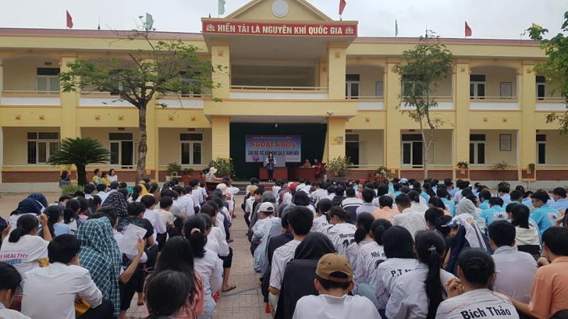 Trường THCS Cao Xuân Huy