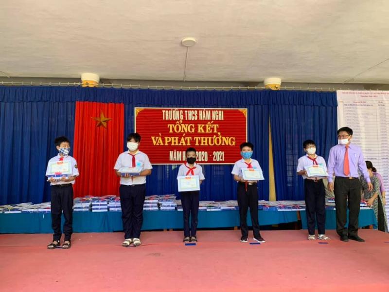 Trường THCS Hàm Nghi