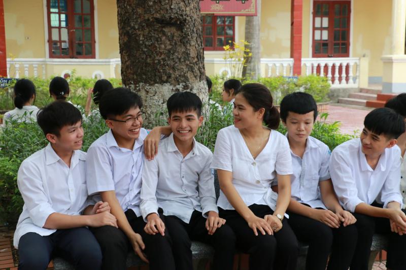 Trường THCS Lý Nhật Quang