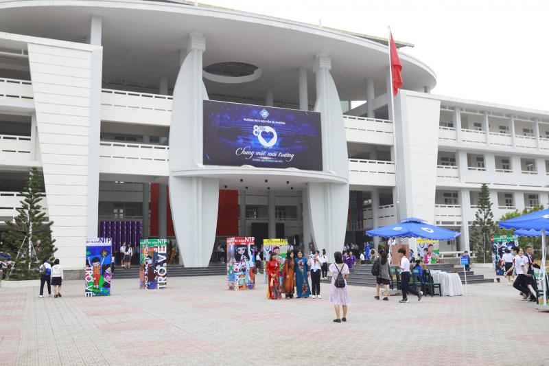 Trường THCS Nguyễn Tri Phương