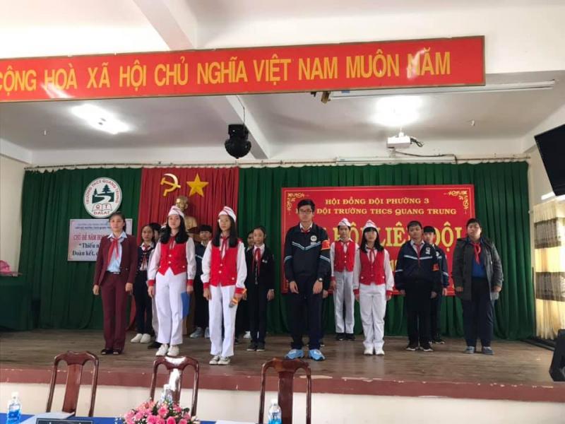 Trường THCS Quang Trung