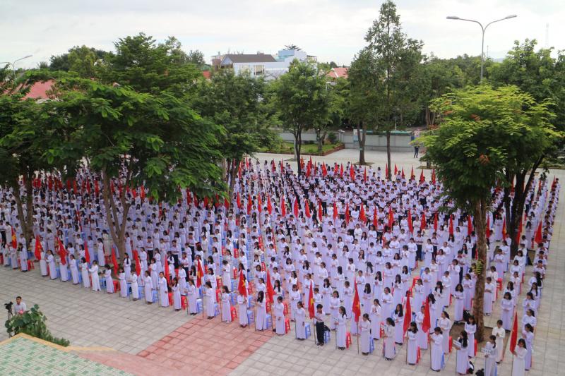 Trường THPT Lý Thường Kiệt