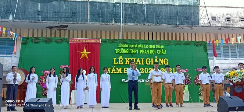 Trường THPT Phan Bội Châu