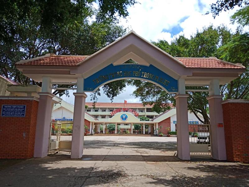 Trường THPT Pleiku