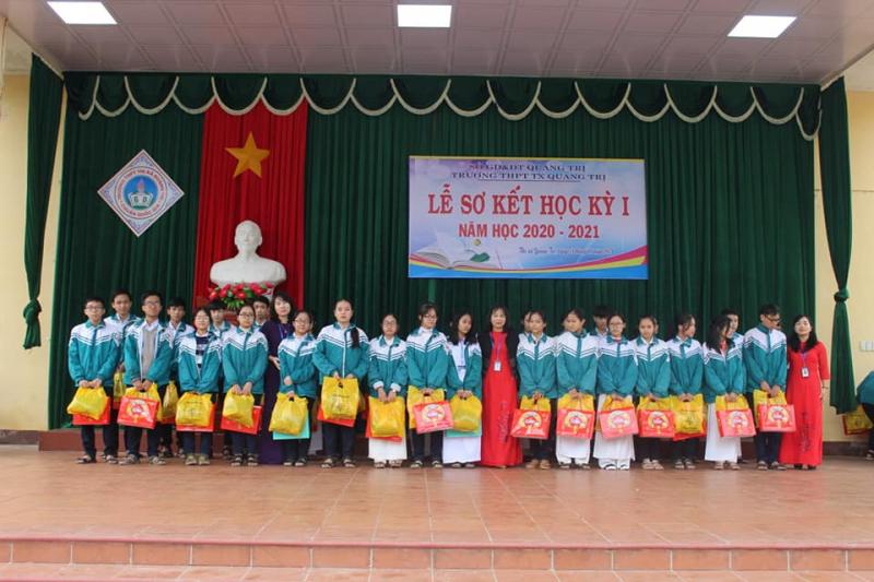Trường THPT Thị Xã Quảng Trị