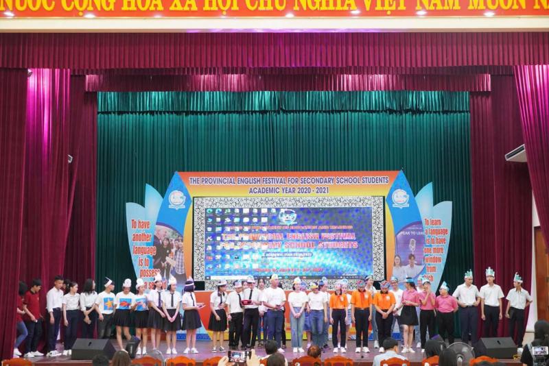 Trường THPT Trưng Vương Quảng Trị