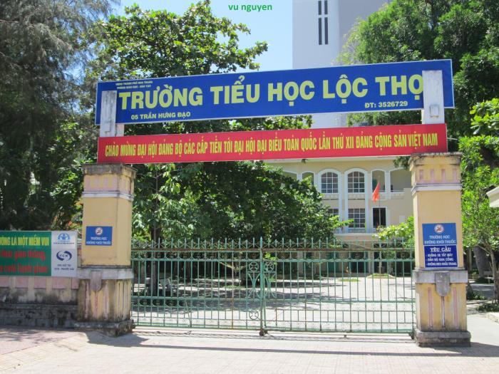 Trường Tiểu Học Lộc Thọ