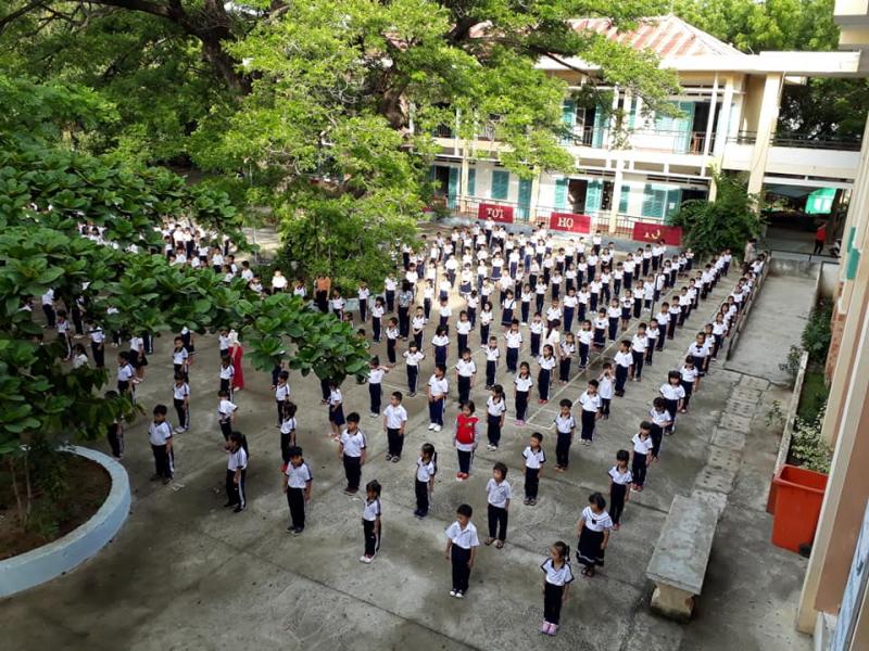 Trường Tiểu Học Mỹ Hương
