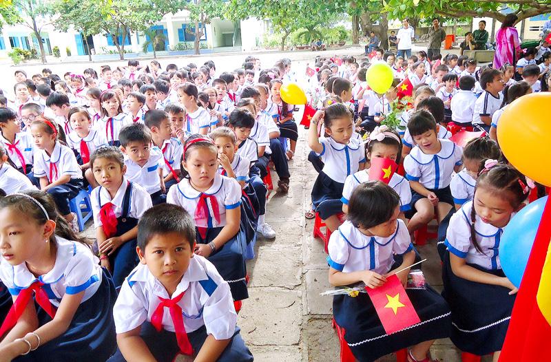 Trường Tiểu Học Ngọc Hiệp