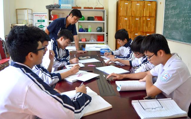 Trường Tiểu Học Nguyễn Bá Ngọc