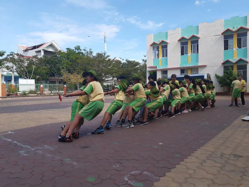 Trường Tiểu Học Thanh Nguyên