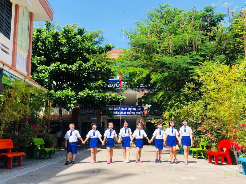 Trường Tiểu Học Vạn Thắng 2