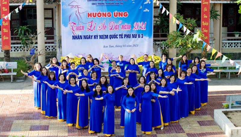 Trường Tiểu học Hoàng Văn Thụ