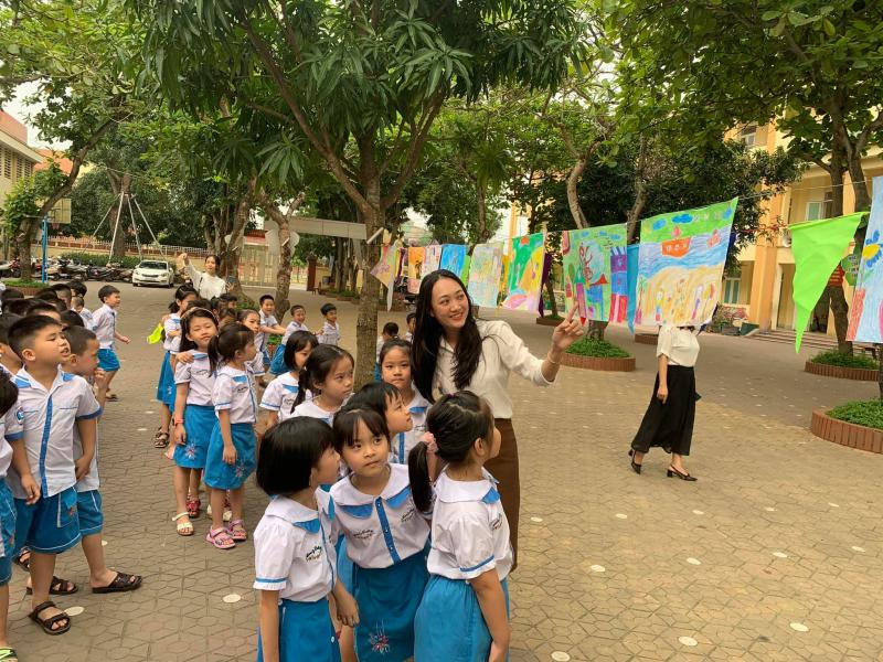 Trường Tiểu học Hưng Dũng 1