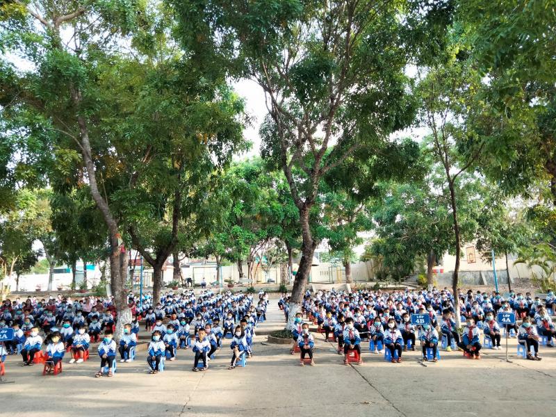 Trường Tiểu học Lê Văn Tám
