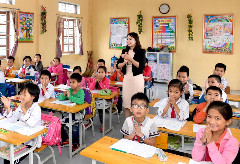 Trường Tiểu học Thanh Sơn