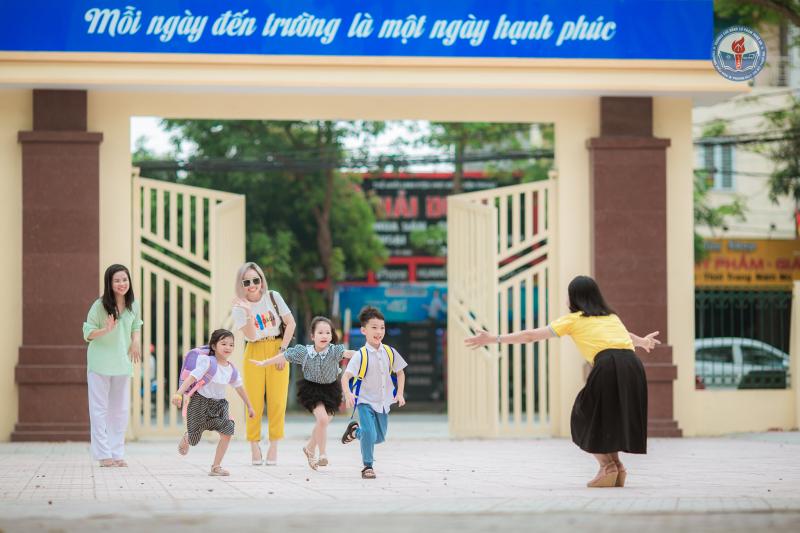 Trường Tiểu học và THCS THSP Nghệ An