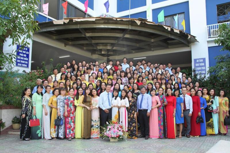 Trường tiểu học Lê Quý Đôn