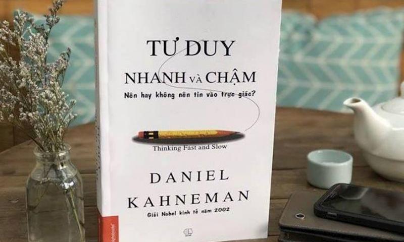 Tư Duy Nhanh Và Chậm (Thinking, Fast and Slow) - Daniel Kahneman (2018)