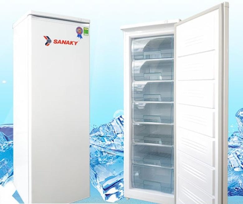 Tủ đông đứng Sanaky VH-230HY