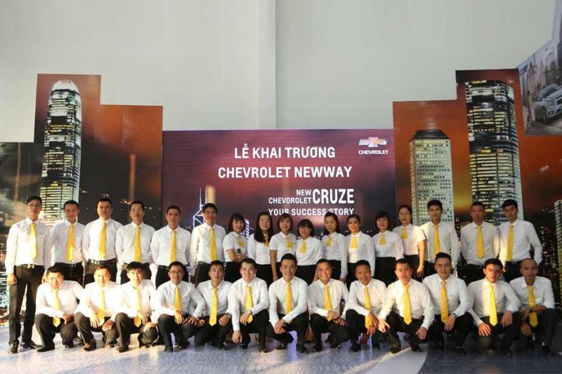 Vinfast Chevrolet Newway