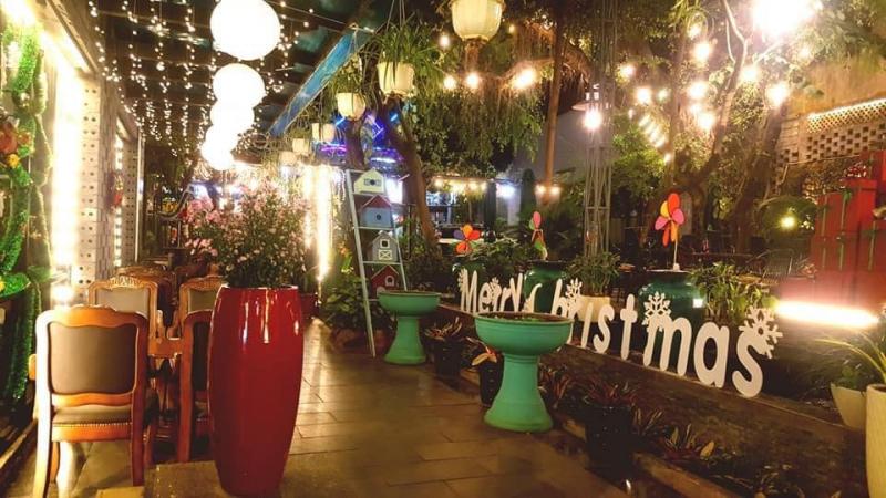 Vương Cát Coffee & Tea Garden