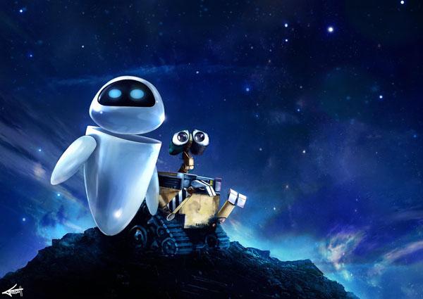 WALL-E - Robot Biết Yêu