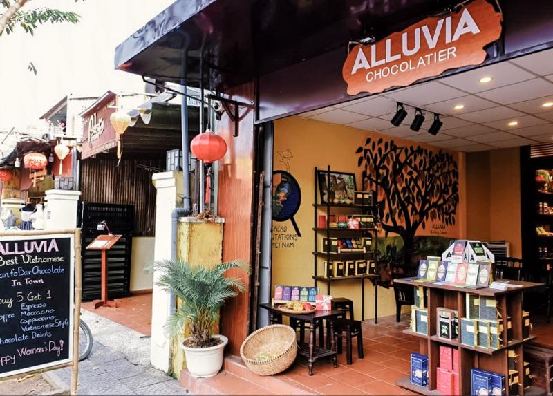 Alluvia Chocolate Hội An